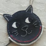 久しぶりに黒猫